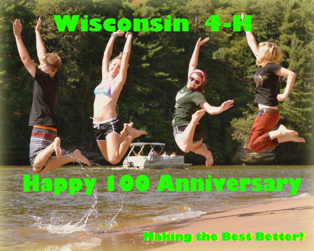 Wisconsin 4-H 100th Anniversary
