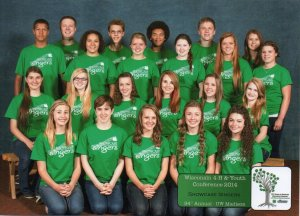 2014 Wisconsin State 4-H Showcase Singers