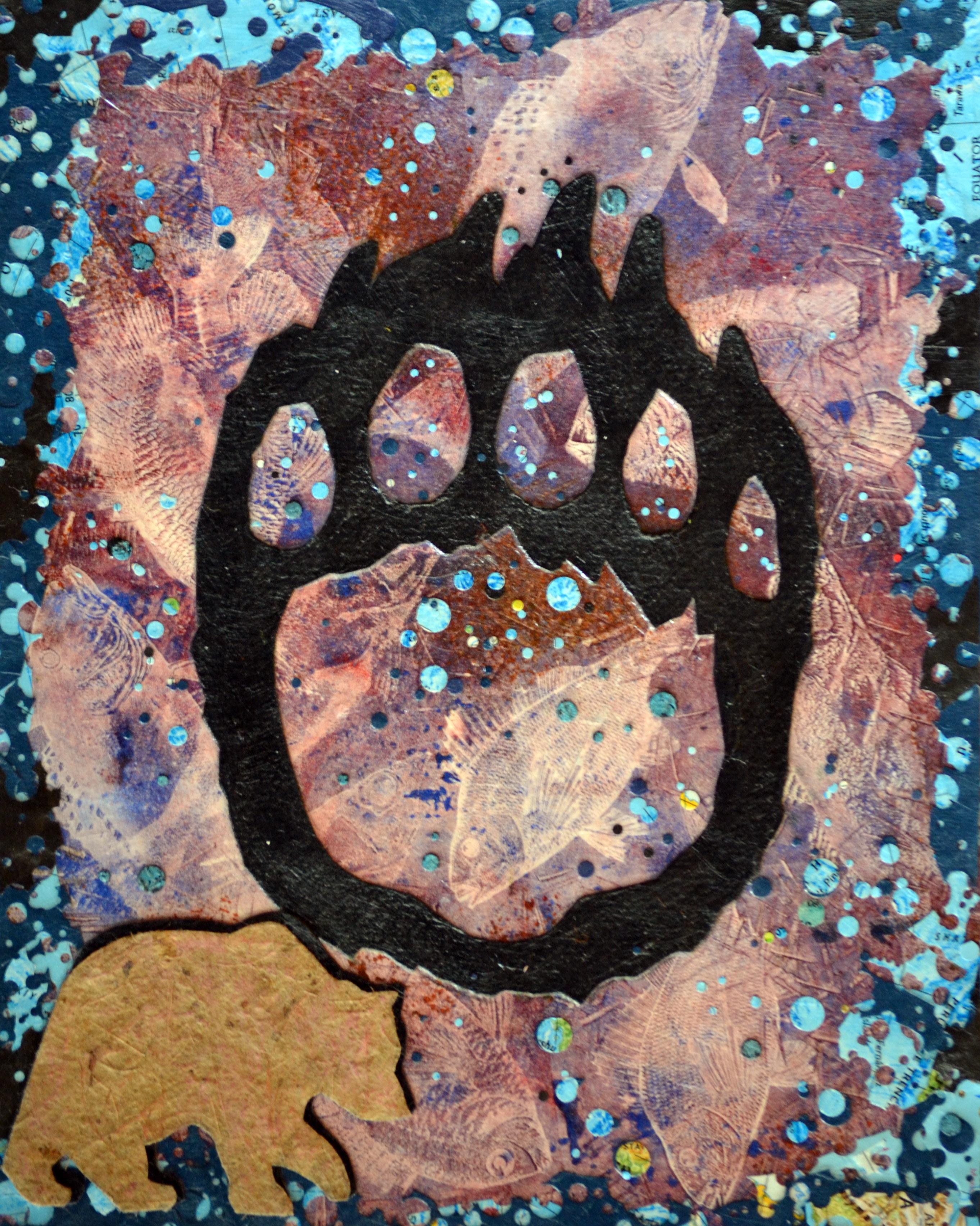 DSC_1343 Kodiak paw print